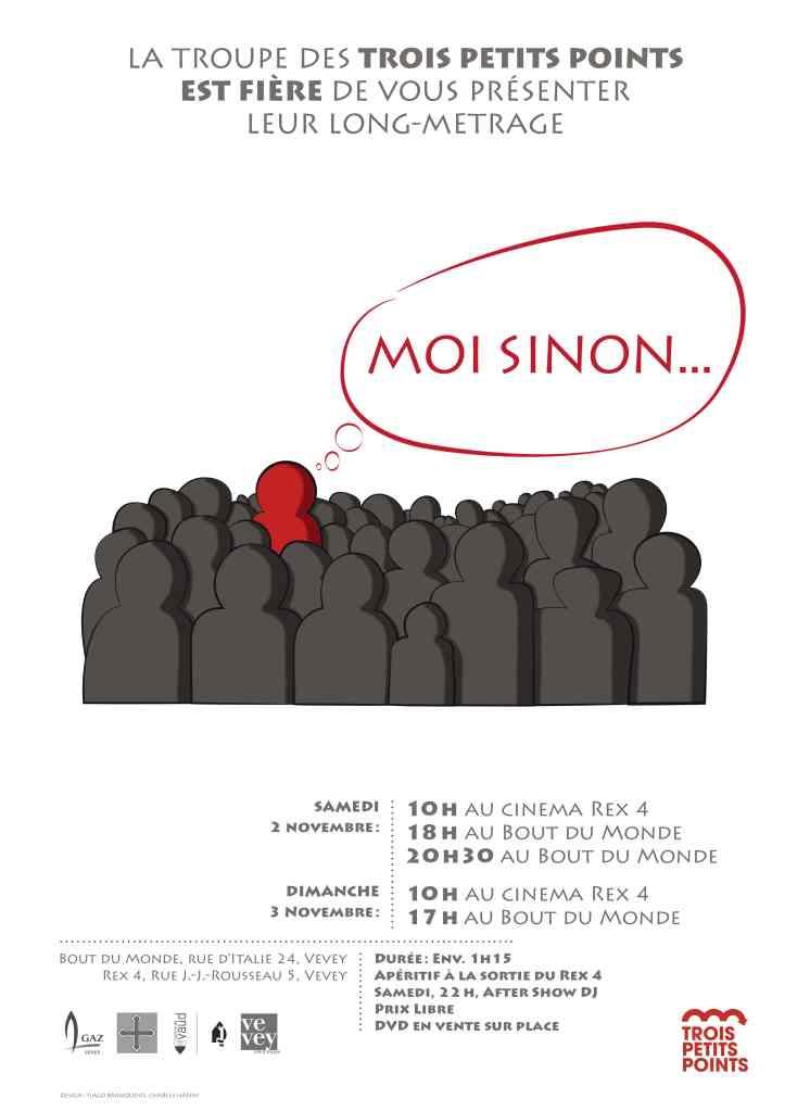 Moi Sinon - Web série